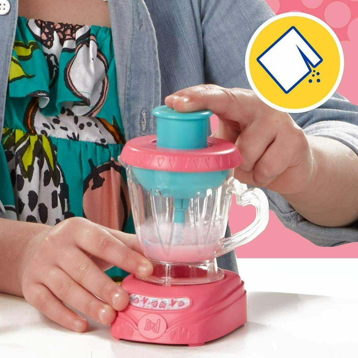 Mixer Baby Shake,Accessories, Blonde Hair Toy,Kids Ages 3 and