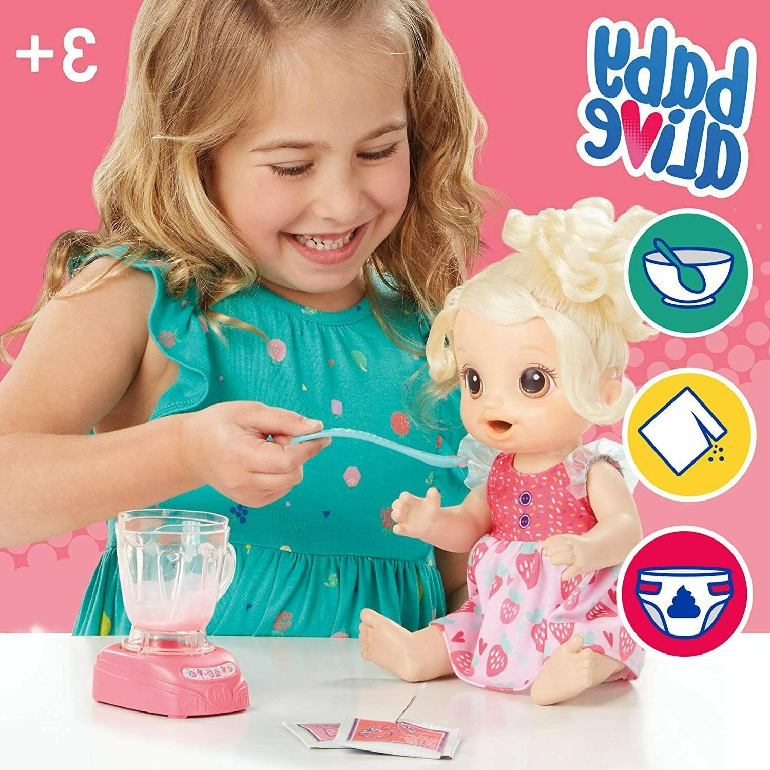 Mixer Baby Doll Shake,Accessories, Ages