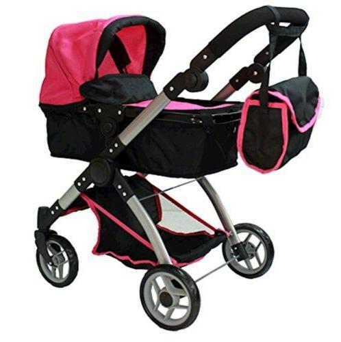 Mommy Me 2 1 doll stroller
