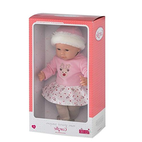 Corolle FPK21 Poupon Baby Doll Reindeer,