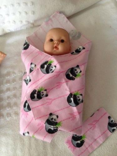 "NEW -Doll ONLY-Fit the Baby &13"" type Dolls"