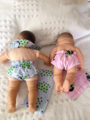 "NEW ONLY-Fit the 15"" Baby &13"" Dolls"