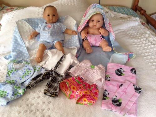 new handmade doll clothes only fit