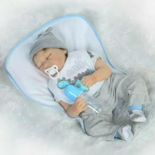 new npk 22inch reborn baby doll 100