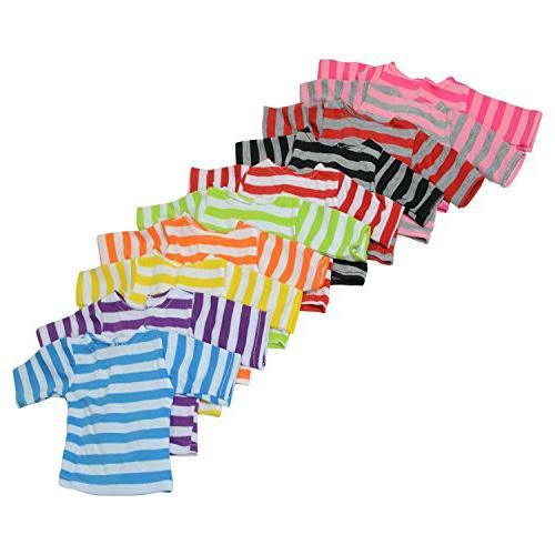 newyork long sleeve striped t