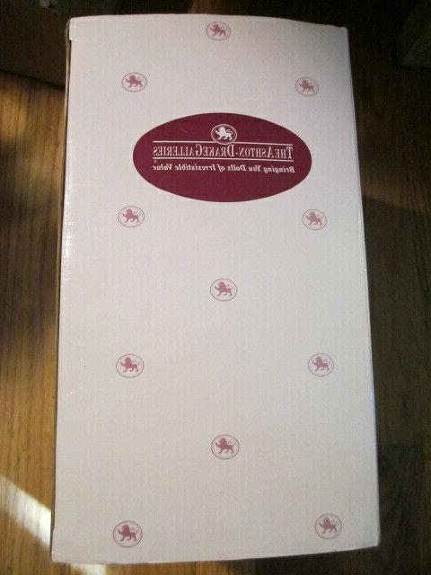 NIB Ashton-Drake Galleries : Baby #92481 With Box