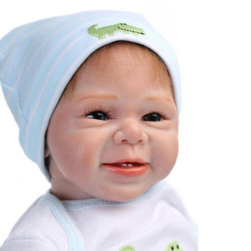 NPK Realistic Baby Vinyl Boy