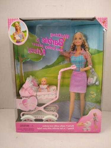 nrfb barbie 1999 walking