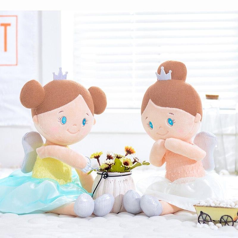 Gloveleya Plush Toys <font><b>Dolls</b></font> Christmas <font><b>dolls</b></font> Kids Rag Plush Kawaii