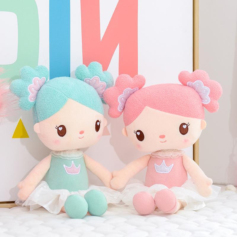 Gloveleya Plush <font><b>Baby</b></font> <font><b>Dolls</b></font> Gifts <font><b>Dolls</b></font> Christmas Rag Kawaii
