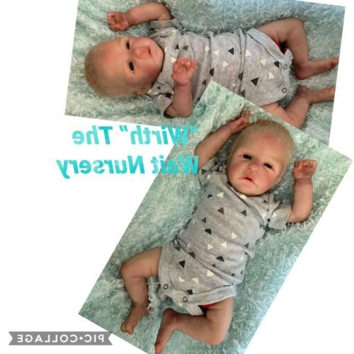 Reborn Preemie LE Nursery