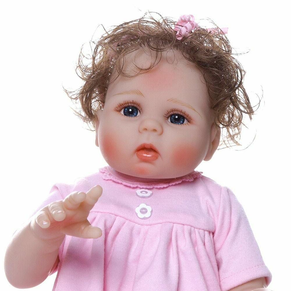 Product Doll Rubber Bath Toy