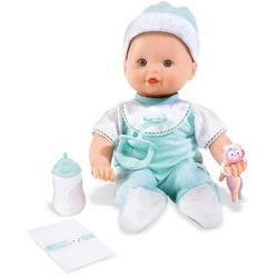 Little Mommy Real Loving Baby Cuddle & Coo Doll - Aqua Velou