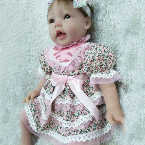 Realistic Baby Dolls Lifelike Silicone