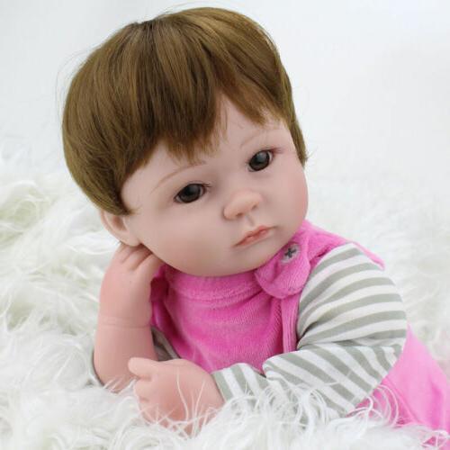 Realistic Handmade Girl Alive Reborn