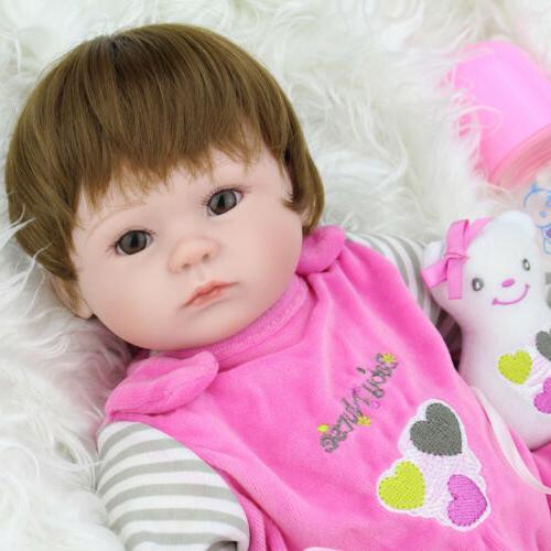 Realistic Handmade Dolls Girl Alive Reborn