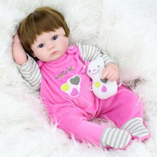 Realistic Dolls Girl Alive Reborn Doll