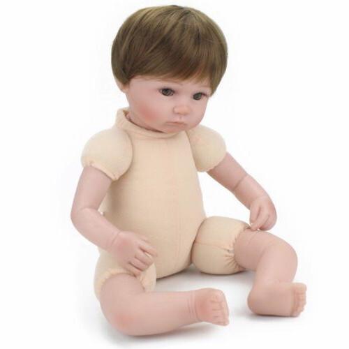 Realistic Handmade Baby Dolls Girl Alive Doll