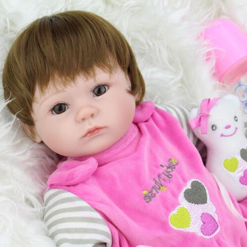 Realistic Doll Silicone Alive