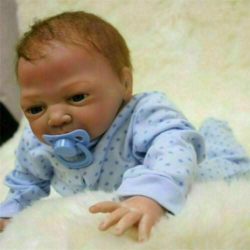 realistic reborn newborn boy doll 22 handmade