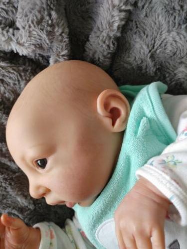Reborn Newborn Girl Anna By Linde