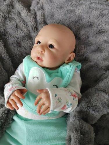 Reborn Baby Newborn Anna By Linde OOAK