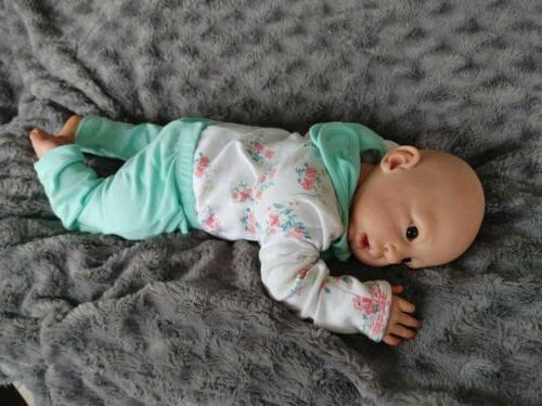 Newborn Girl By Scherer