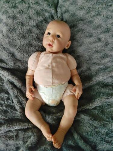 Reborn Baby Newborn Girl By