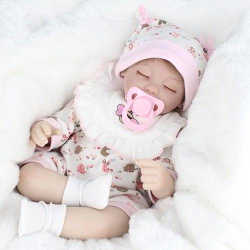Reborn Newborn Sleeping