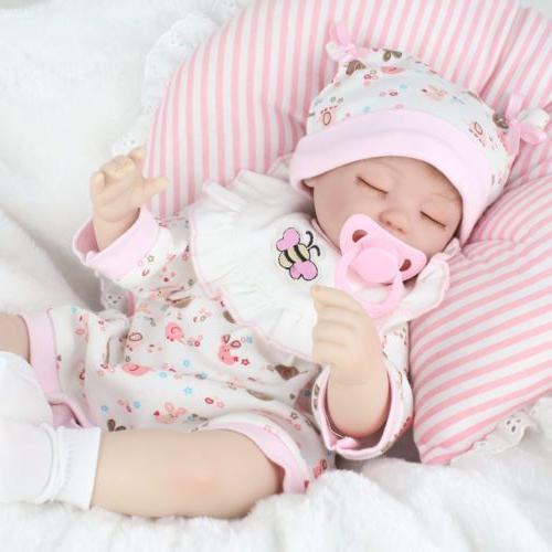 Reborn Lifelike Sleeping Girl Gifts