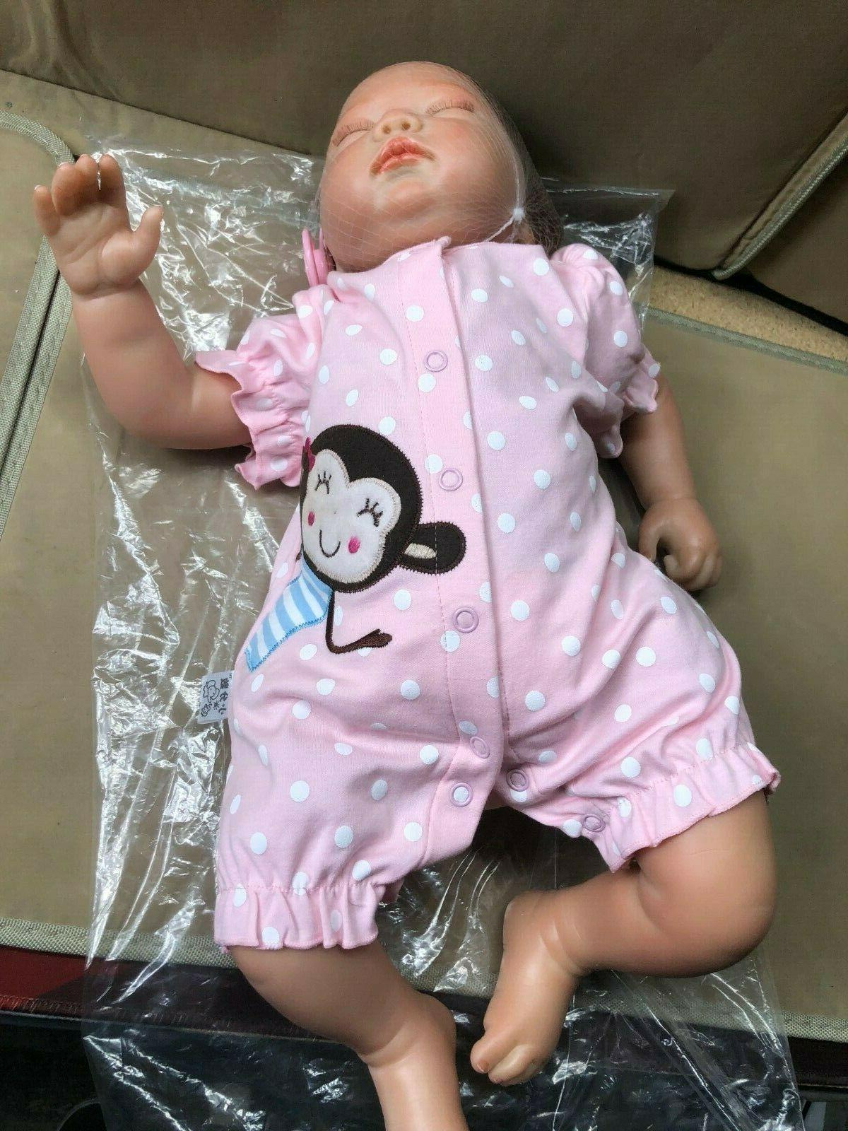 reborn baby gentle real look doll 20