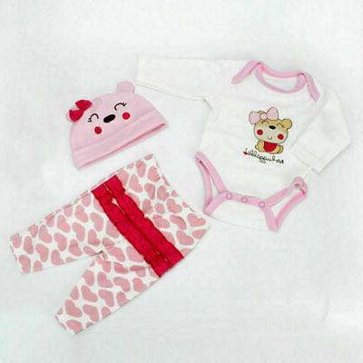 Reborn Real Doll Lifelike Gifts 16''