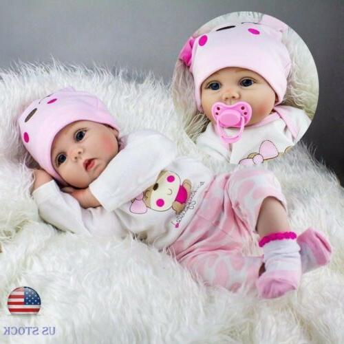 reborn dolls real baby realistic silicone vinyl