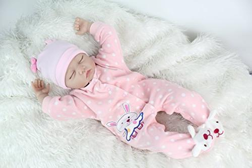 """PENSON CO. 22"""" Doll Lifelike Weighted 3+, Soft"""