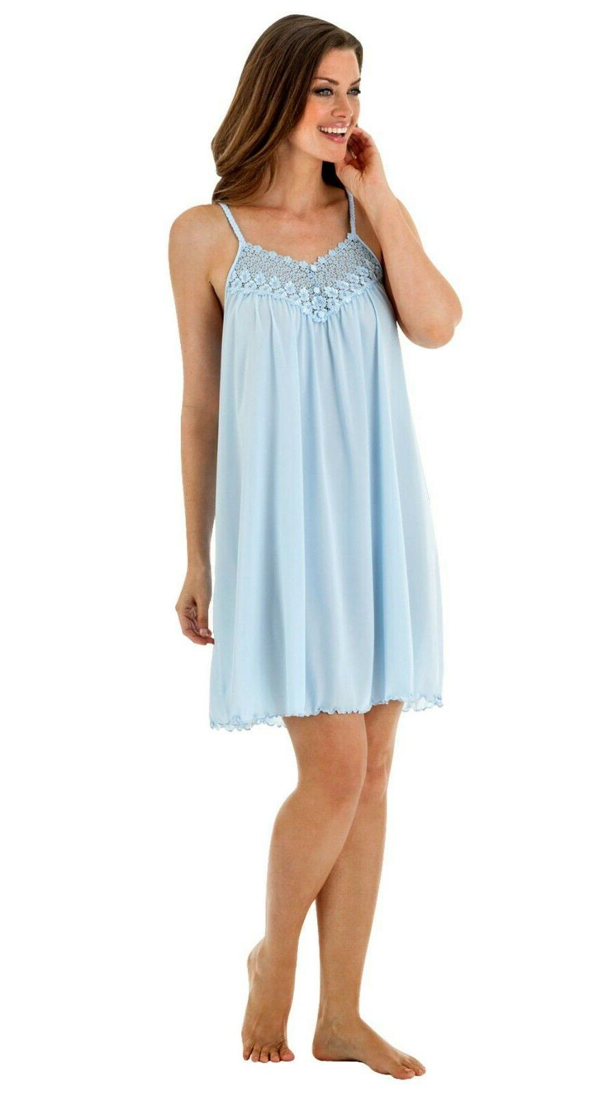 short baby doll night gown 34275