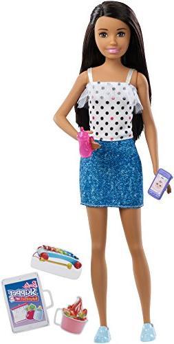 Barbie Skipper Babysitter Doll, Brunette