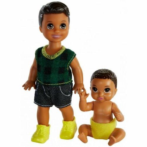 skipper babysitter siblings doll