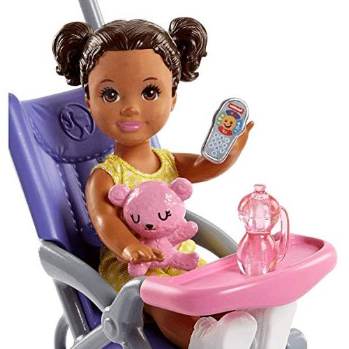 Barbie Babysitters Doll and