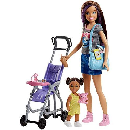 Barbie Doll Stroller
