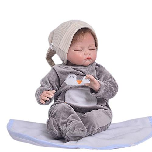 soft silicone reborn dolls realistic