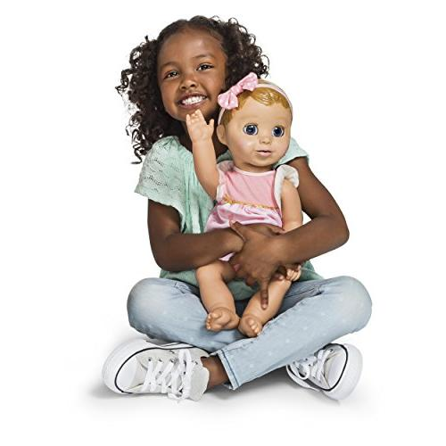 Spinmaster Luvabella - Hair - Responsive Doll and