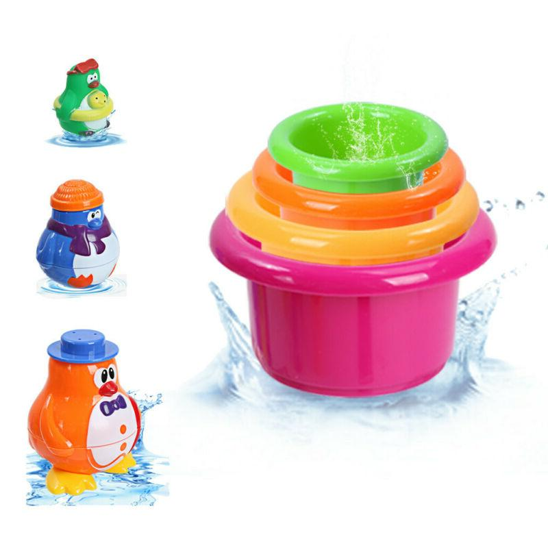 Stack Spray Toy Pool Water