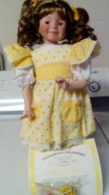 Sunshine And Lollipops The Ashton-Drake Galleries Doll New