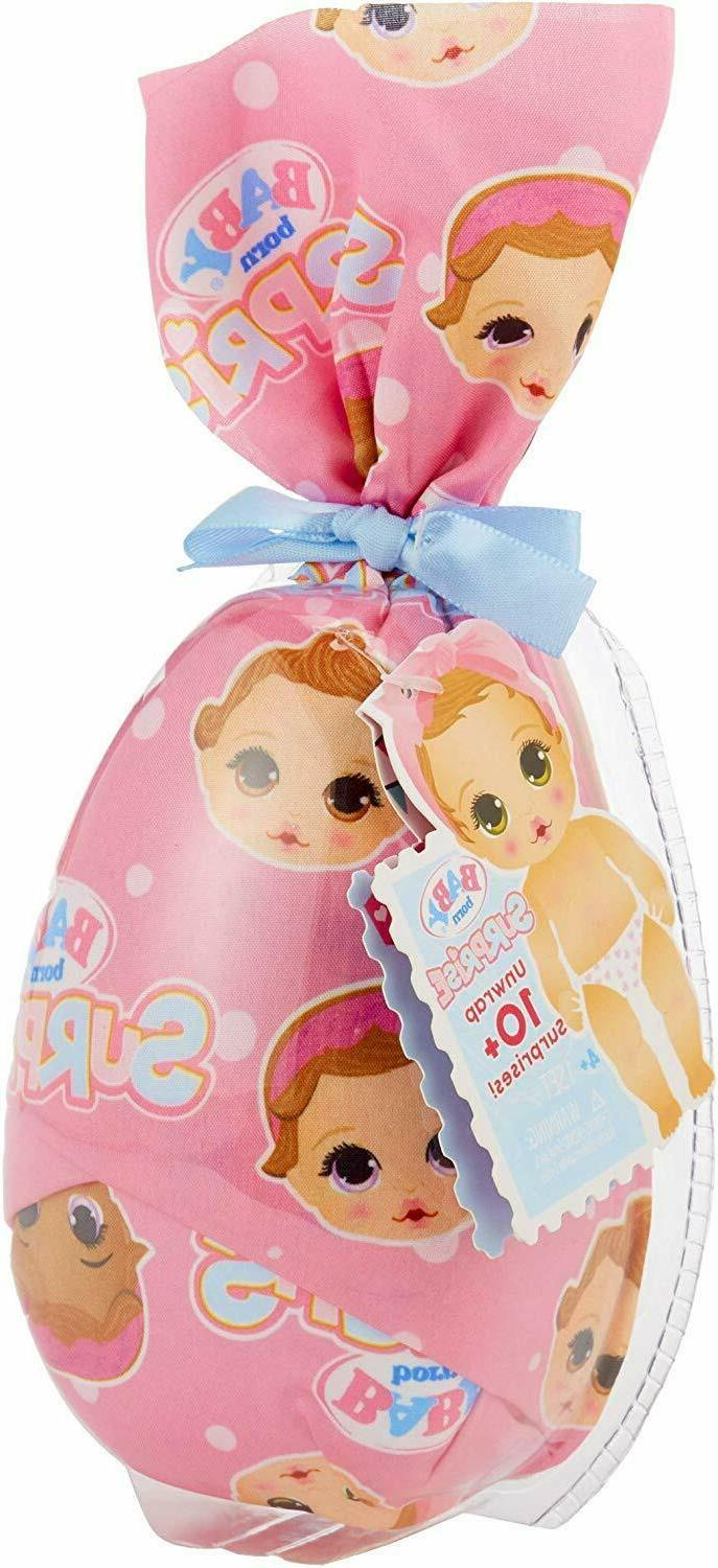surprise collectible baby dolls with color change