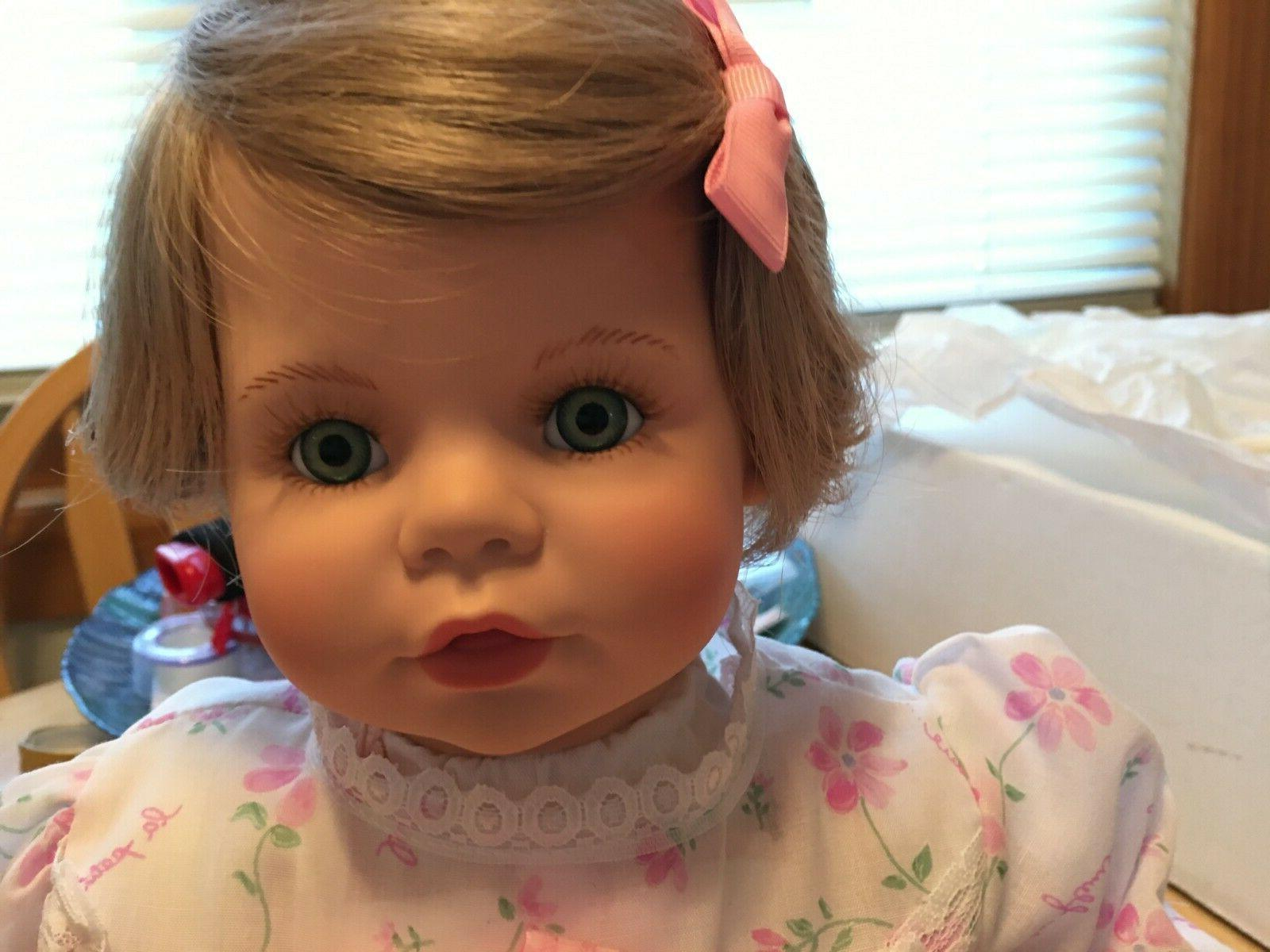 SUSAN REBORN DOLL BLONDE LIGHT