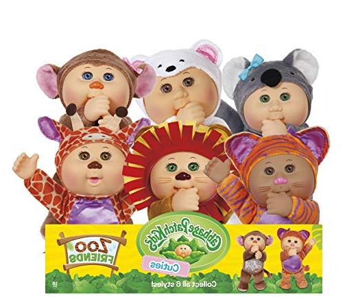 Cabbage Patch Syndey Zoo