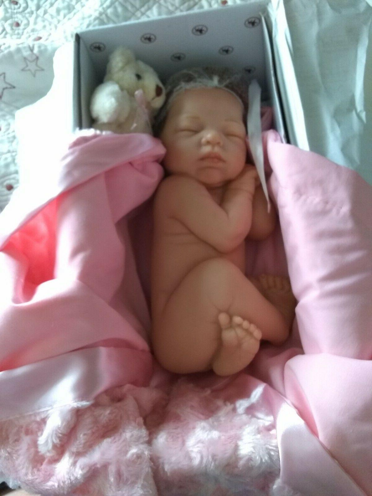 The baby girl