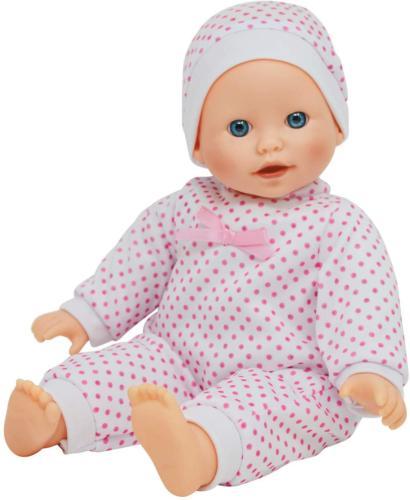 soft body caucasian baby 14 inch 36
