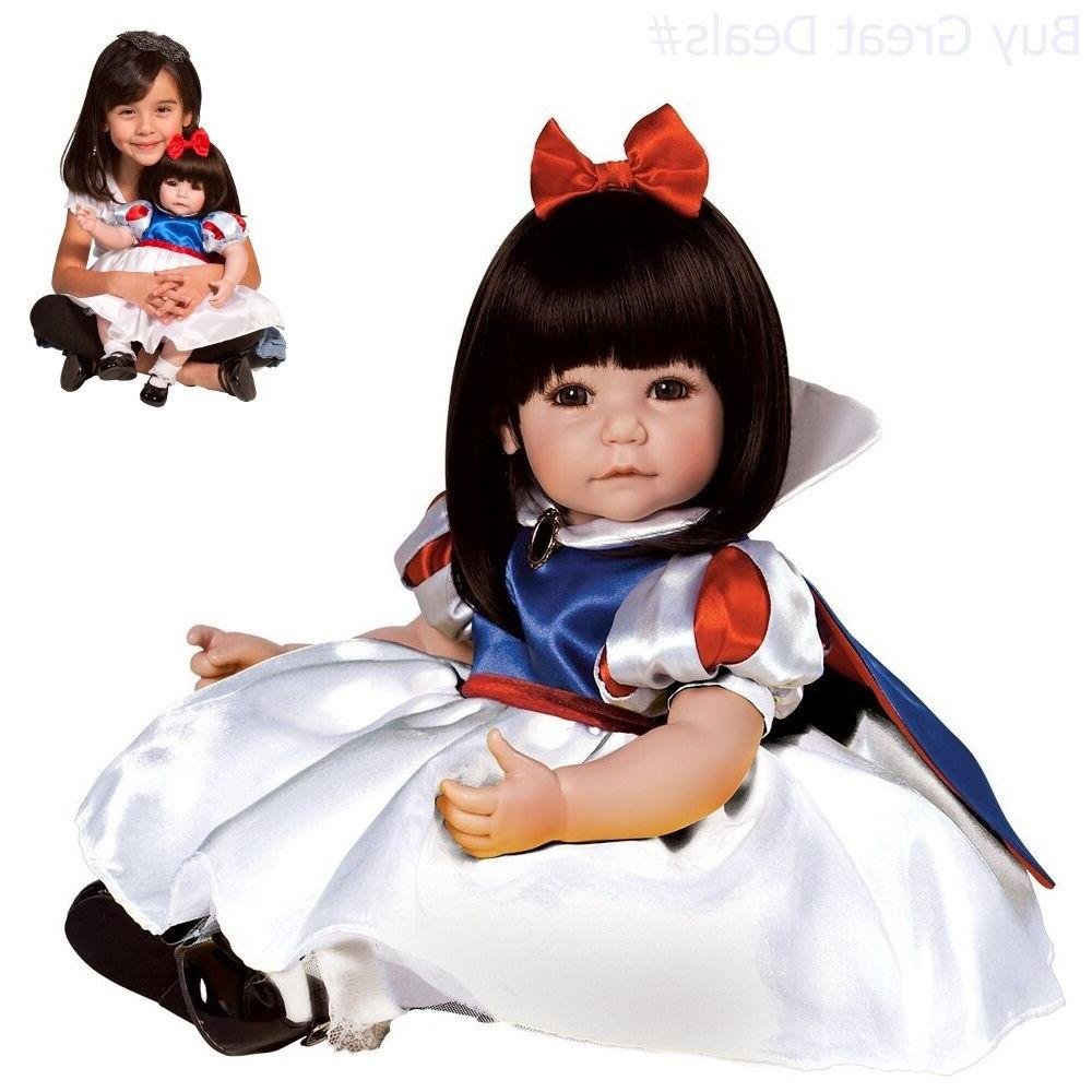 toddler classic snow white weighted