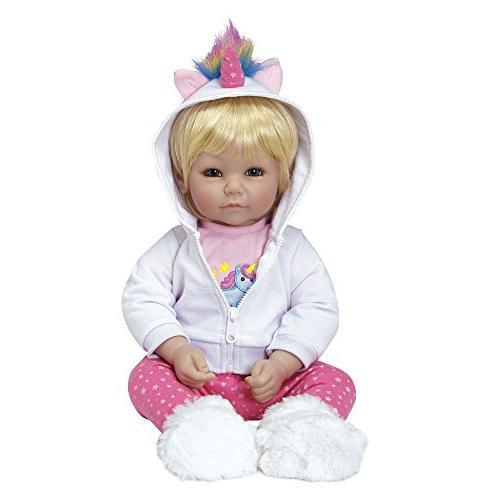 """Adora Toddler 20"""" Gift Children 6 Huggable Snuggle"""